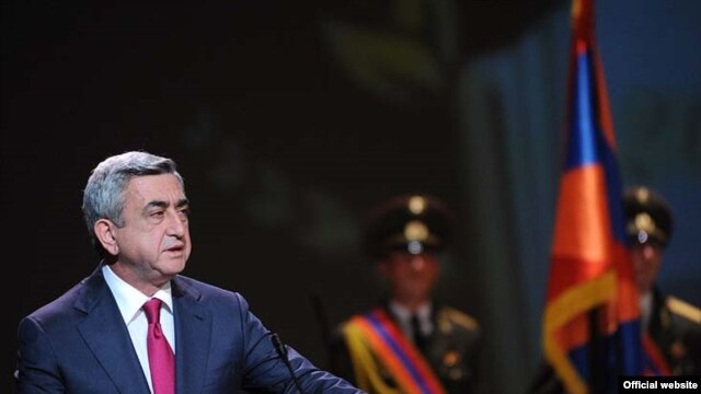 Though he disputed the figures, Armenian President Serzh Sarkisian admitted that a lack of economic opportunities and the resulting emigration remained a serious problem in Armenia.