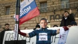 Сегодня в Америке: студенты из США и хмурая Россия