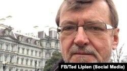 Тед Липиен 25 лет работал в американских медиа