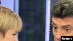 Немцов һәм Чирикова