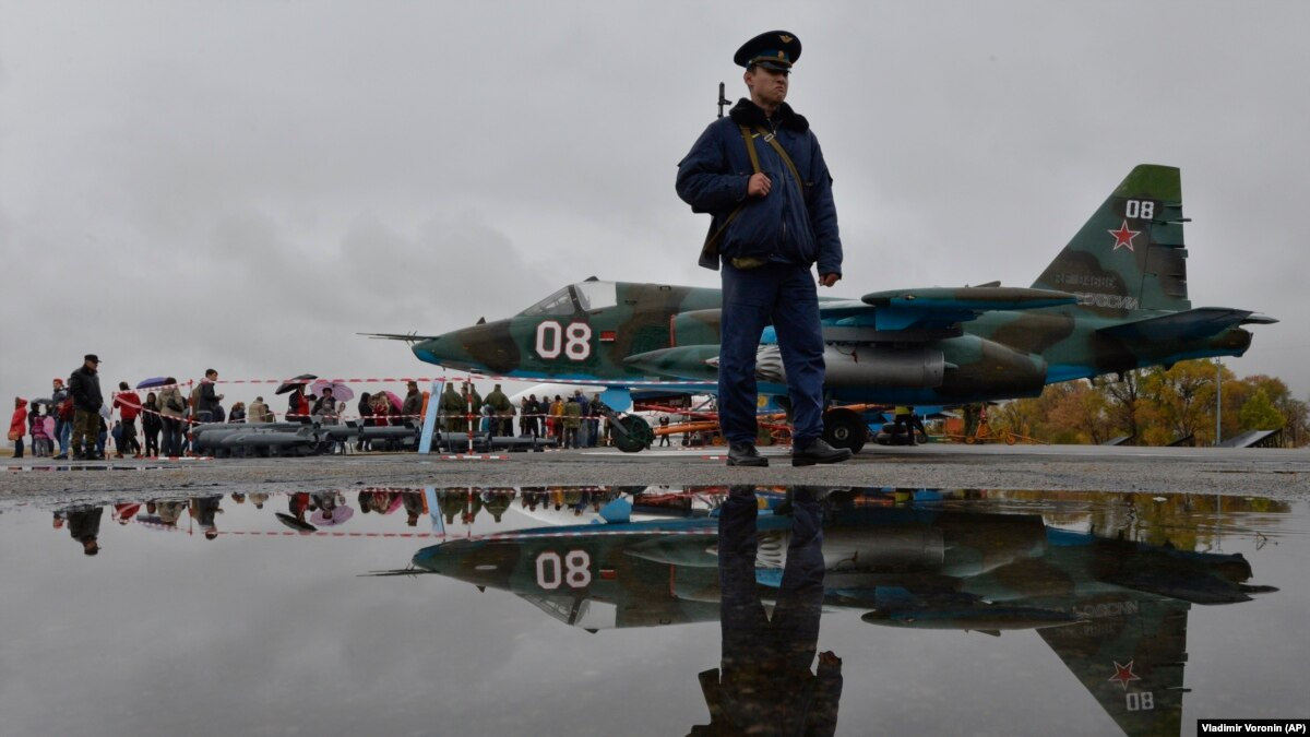 Россия разместит новые средства ПВО на севере Кыргызстана