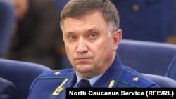 Николай Хабаров, прокурор республики Кабардино-Балкария