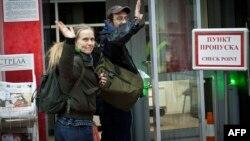 Перший із амністованих у справі Greenpeace Дмитро Літвінов, уродженець Росії, нині громадянин Швеції, залишив Росію вчора