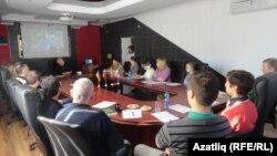 Кырымдагы татар яшьләре җыены