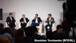 Публичная дискуссия «Украинское общество и Крым – видение будущего», Киев, 24 апреля 2019 года