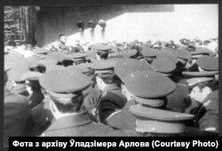 Фота з архіву Ўладзімера Арлова.