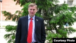 Депутат барабинского городского совета Константин Терещенко