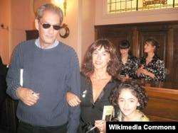 Auster ailəsi ilə birlikdə, 2007