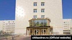 Краевой перинатальный центр в Чите