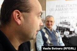 Cornel Ciurea şi Arcadie Bărbăroşie