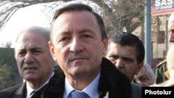 Armenia -- Embattled businessman Albert Yeritsian.