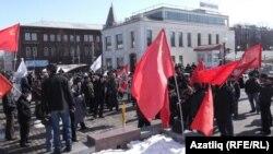 Уфадагы каршылык чарасы, 31 март 2012