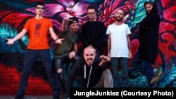 Крим, гурт JungleJunkiez