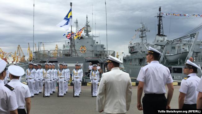 День ВМС Украины в Одессе (фотогалерея)