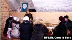 Волонтерский центр во Львове