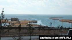Побережье Каспийского моря, Туркменистан