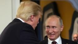Грани Времени. Трамп и Путин договорились: пока о встрече.