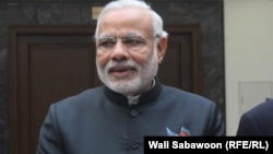 ناریندرا مودی صدراعظم هند
