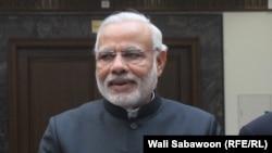 Indian Prime Minister Narendra Modi (file photo)