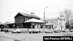 Усадьба Тенишевых, архивное фото