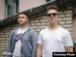 Эмілій Кутас і Марцін Мінін