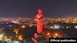 Вечерний Ереван (иллюстративное фото)