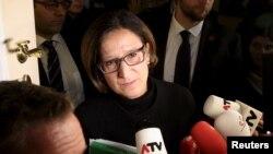 Министерката за внатрешни работи на Австрија, Јохана Микл-Лајтнер