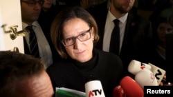 Ministrja e Brendshme e Austrisë, Johanna Mikl-Leitner.