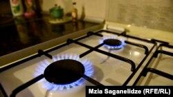 Газовая плита. Иллюстративное фото.