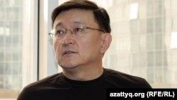 Айдар Алибаев, председатель НПО «Финпотребсоюз», бывший глава Ассоциации пенсионных фондов Казахстана.