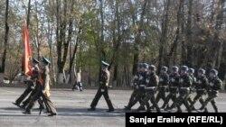Пограничники Кыргызстана