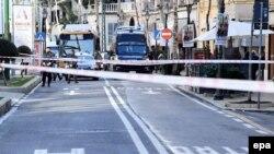 Policijska akcija u Italiji, arhiv