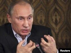 Російський прем'єр Володимир Путін