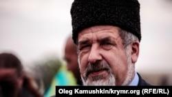 """Udhëheqësi i """"Mejlis"""" të tatarëve të Krimesë, Refat Chubarov (ARKIV)"""