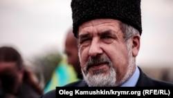 Мәҗлес рәисе Рифат Чубаров