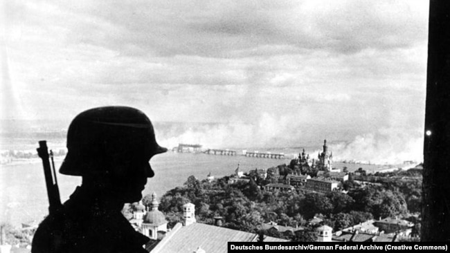 'Still Much To Say': Remembering The Massacre At Babyn Yar