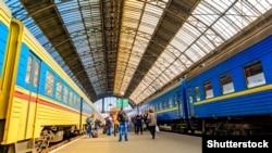 Поїзди вирушатимуть до Львова, Дніпра, Сум та Вінниці