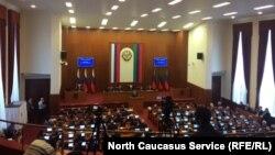 Сессия Народного собрания Дагестана
