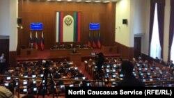 Сессия Народного собрания Дагестана 7 февраля, 2018