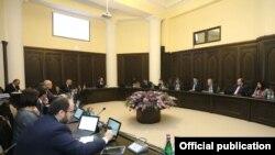 Հայաստանի կառավարության հերթական նիստը, 28-ը նոյեմբերի, 2019թ.