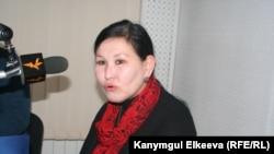 Анара Дауталиева.