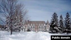 Миддлбери-колледж (Le Chateau)