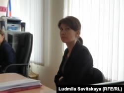 Представитель псковского Роскомнадзора промолчала все заседание суда