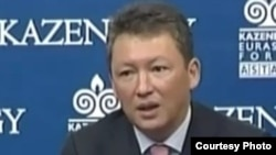 Timur Kulibayev -- Kazakhstan's leader-in-waiting?