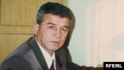 Mamadali Mahmudov in an undated photo