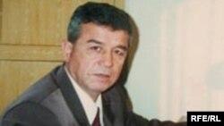 Өзбек жазуучусу Мамадали Махмудов. (Сүрөт качан тартылганы белгисиз.)
