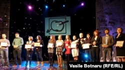 Moldova -Alla Ceapai and Tamara Grejdeanu won top honors from the Center for Independent Journalists 19Dec13.