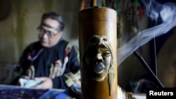 Rusiya Sibirində şamanlıq qədimlərdən yayılıb