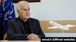 نورالله رضایی نیارکی، مدیرعامل شرکت هواپیمایی نفت ایران