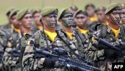 فیلیپاین پوځي سربازان